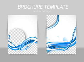 Water design brochure