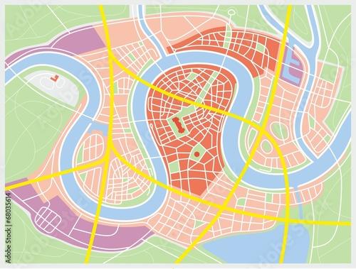 Stadtplan2707a - 68035614