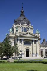 Bagni Széchenyi, Budapest. 2