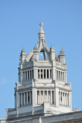 Tower at victoria and albert museum