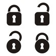 Locks icons - 68038682