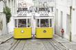 Old Lisbon tram - 68039293