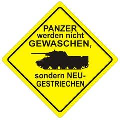 Auto Sticker PANZER