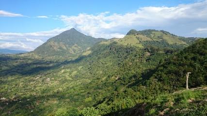 Cerro bravo Antioquia Colombia
