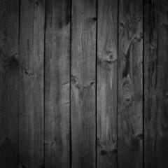 Black dark wood background or texture