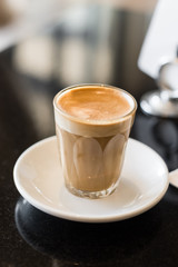 coffee piccolo latte