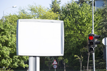Blank builboard