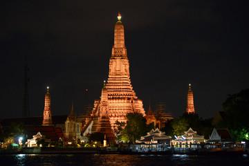 Wat Arun en Bangkok, Tailandia