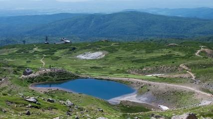 北海道旭岳姿見の池(インターバル動画)