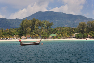 beautiful beach of Koh Lipe, Thailand