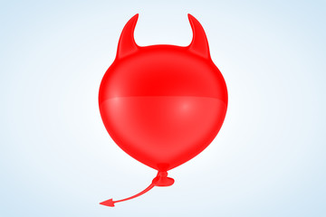 Devil Balloon