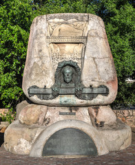 Monument to Theodore Dehone Judah, Old Sacramento