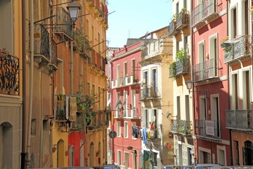 Cagliari, Sardegna island, Italy