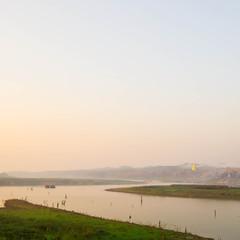 Dawn in Sangkhlaburi