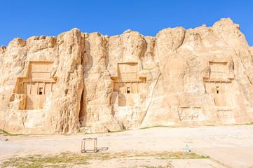 Naqsh-e Rustam in Fars Province, Iran.