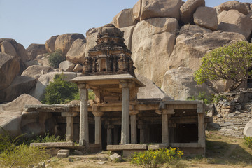 Hampi - Pushkarami