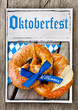canvas print picture - Oktoberfest