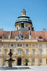 Melk abbey