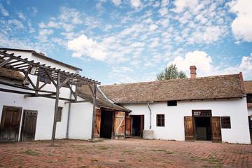 Villager's house