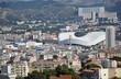 Marseille - Vue du nouveau Stade Velodrome