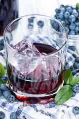 Tasty Blueberry Liqueur