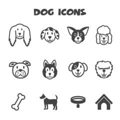 dog icons