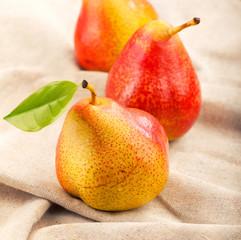 frisches Obst im Herbst