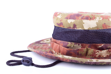Cropped Male's Hat Image