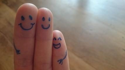 Finger Familie