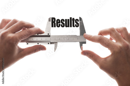 Measuring results - 68062635