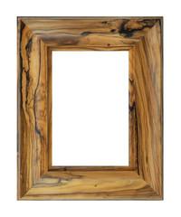 Quadro in legno di olivo