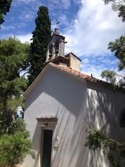 chapel on top of Ciovo