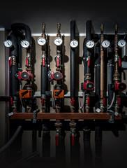 Water sprinkler control system