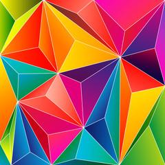 Fondo abstracto con relieve de colores