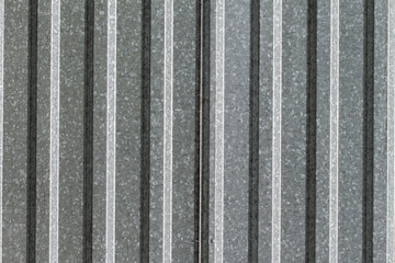 iron on the white background
