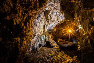 Smoo Cave #5, Durness, Scotland