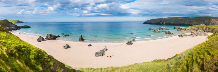 Sango Bay, Durness, Scotland