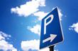 parking sign (4) - 68070880