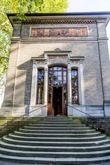 Trinkhalle ,pump house in the Kurhaus spa complex in Baden-Baden