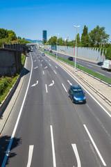 Vienna city highway