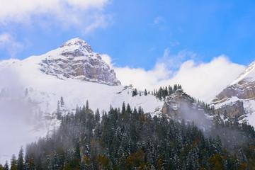 'Winter im Karwendel