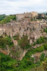 Sorano, Toscana