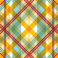 Classic textile seamless pattern, vector background.