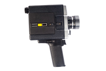 old film video camera