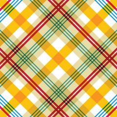 Classic textile, seamless pattern.