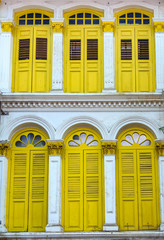 Yellow Windows
