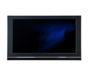 Fernseher mit Blauem Licht