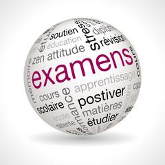 Sphère Examens