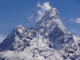 Ama Dablam (6 812 mètres) - Népal