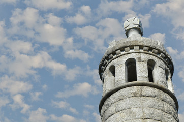 Castle Crenelation